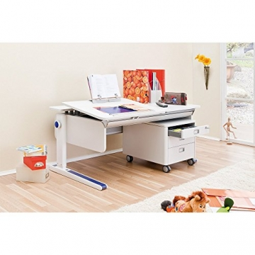 Kinderschreibtisch moll champion  Moll Champion Kids Desk Adjustable Height - Kids Desk Test and ...