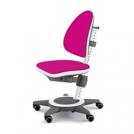 Champion Kids Maximo Adjustable Desk Chair in Pink