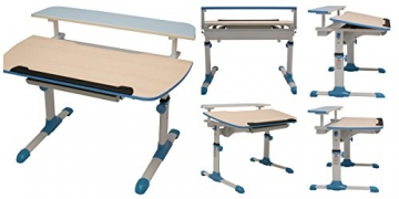 Adjustable Height Tilting Desk